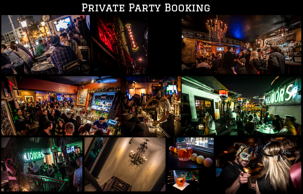 Quarter Bar Dallas Private Party Booking.png