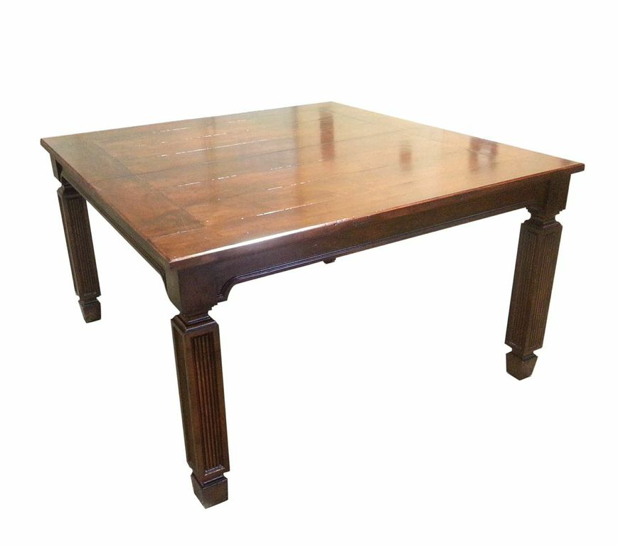 Square Gathering Table