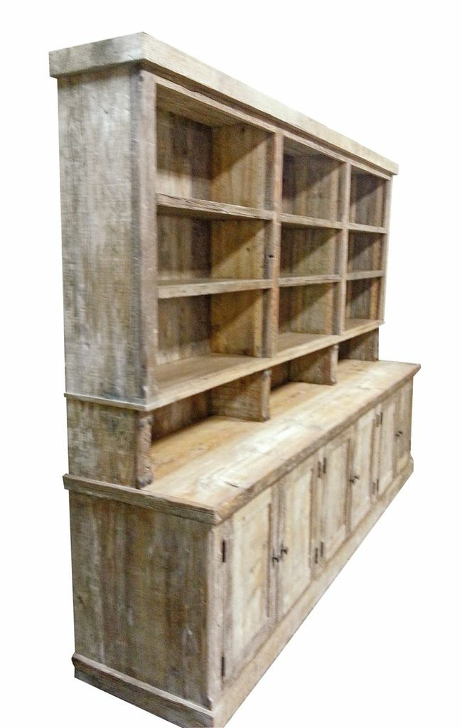 Traditional Bookcase and Media Storage