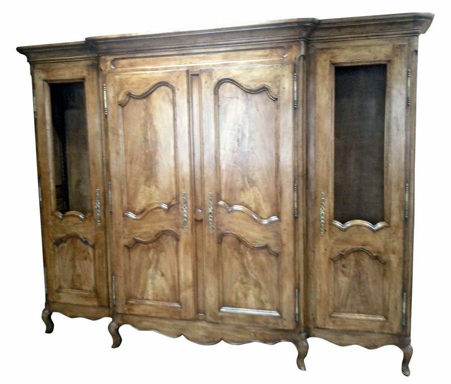 Antique Inspired Large Wardrobe