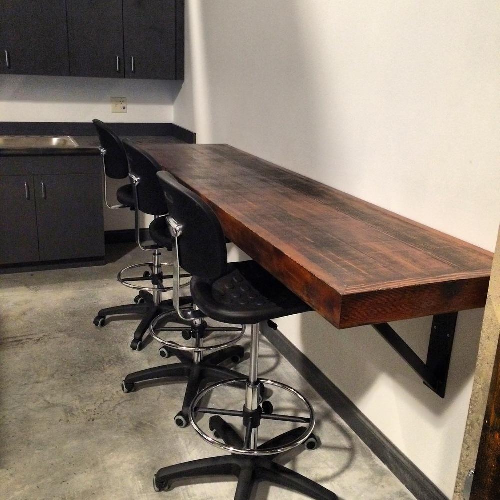 Kitchen Countertop for Office Breakroom