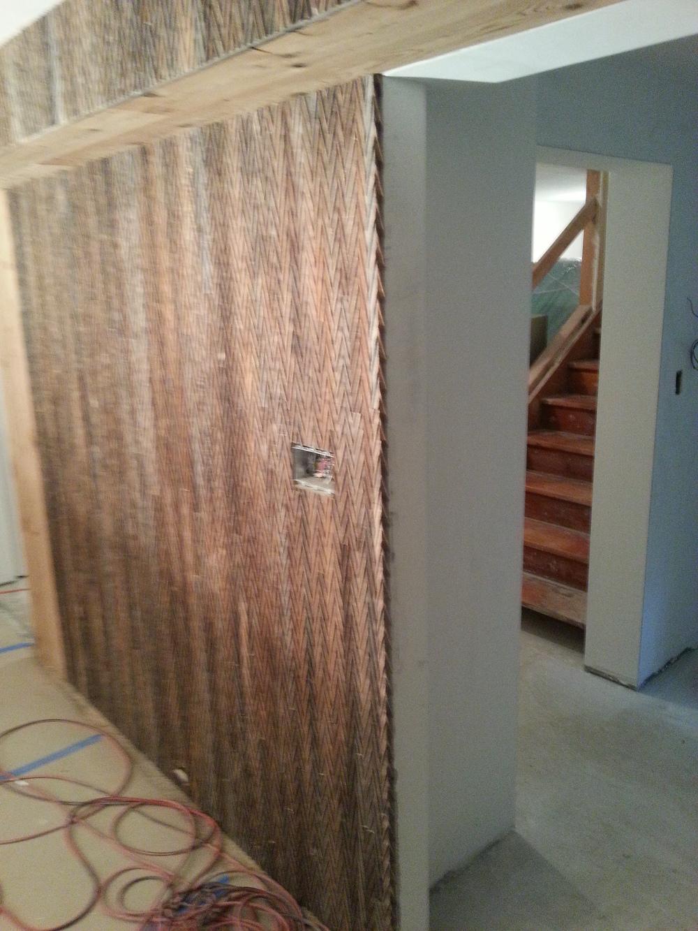 Etched Design Basement Panels