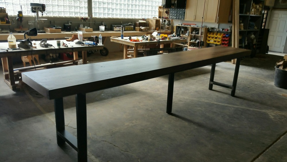 Extra Long Office Kitchen Island