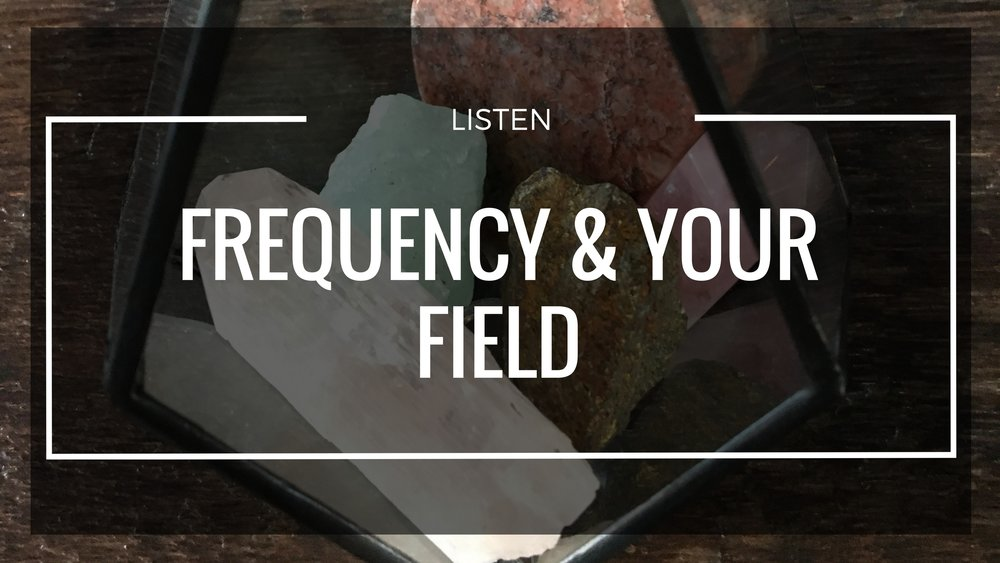 - Once you have developed a pattern of practice that works for your lifestyle you will need to  learn how to raise your frequency enabling your field to hold more light.
