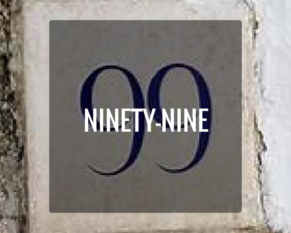 Numerology 99