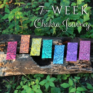 - If you are ready to completely shift your life, releasing density from your energetic chakra field It's time to start your 7-week chakra journey. Let the fun begin!