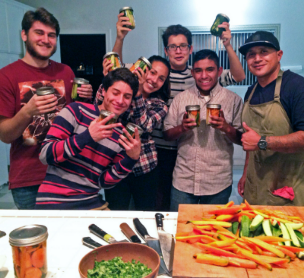 Valle Fresh Pickling, Fermenting, Canning class