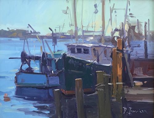 'Bright Sunlight' 11x14 Oil $1600