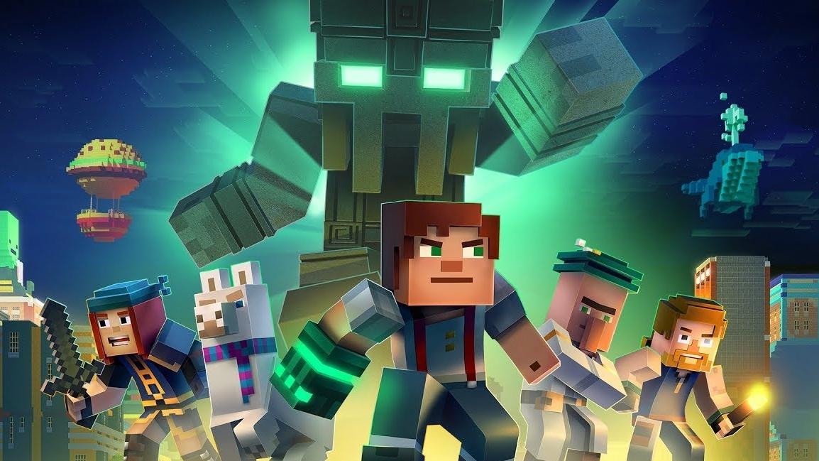 Tv spots game trailers failsafe creative group minecraft story mode season 2 biocorpaavc