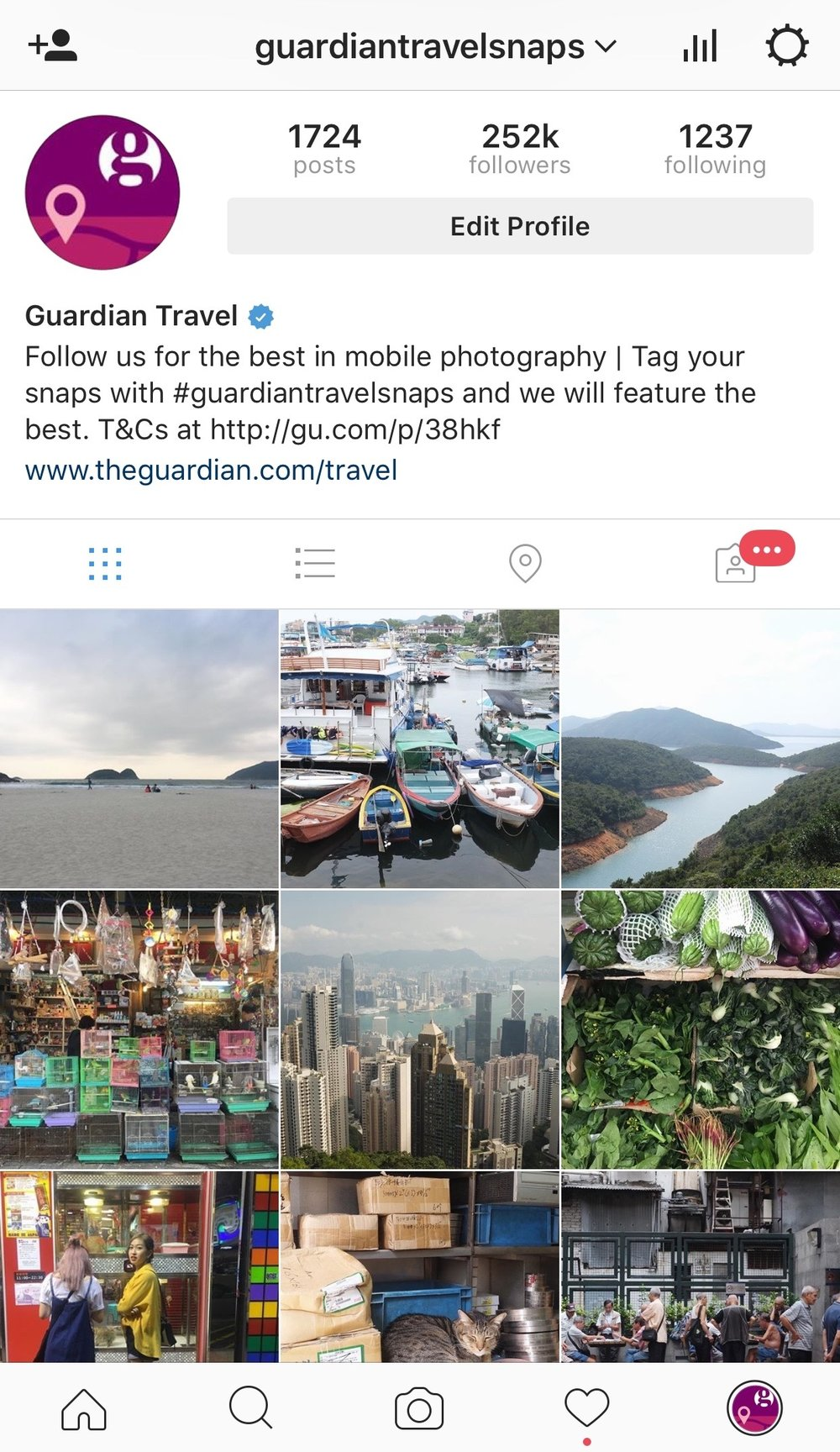 Guardian Travel Takeover