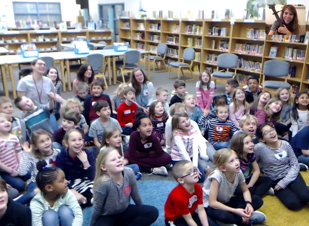 North Oakview Elementary, Grand Rapids, MI (Session 1)