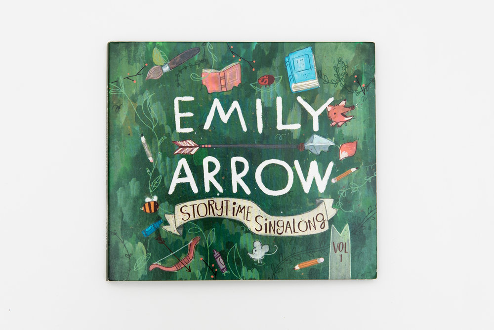 Storytime Singalong, Vol. 1 - Emily Arrow
