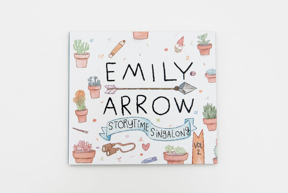 Storytime Singalong, Vol. 2 - Emily Arrow