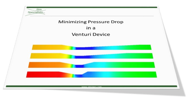 Venturi Device Pressure Drop