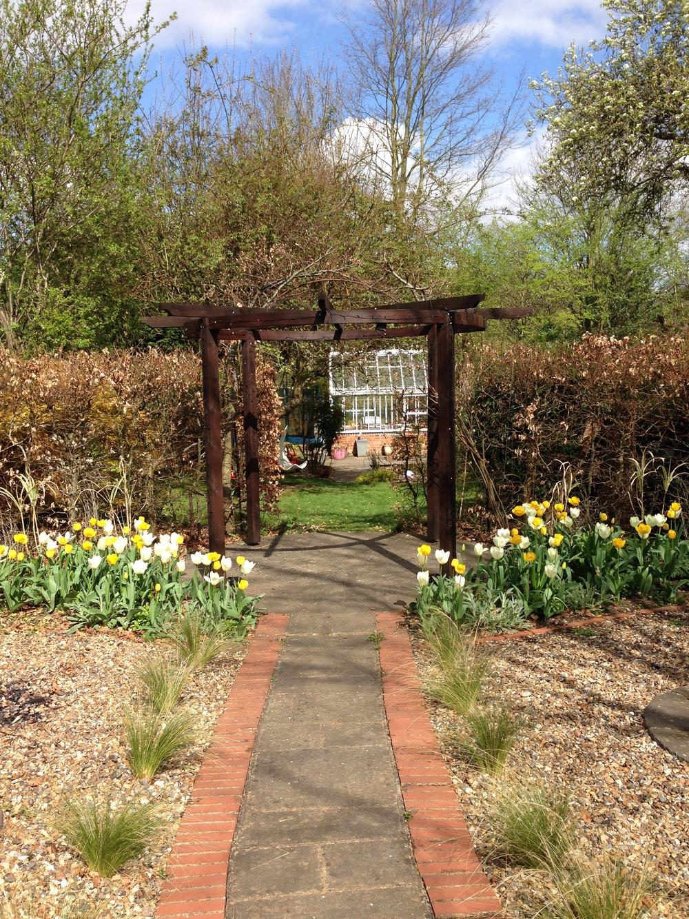 Garden designer working in BerkhamstedMatt\'s garden design blog ...