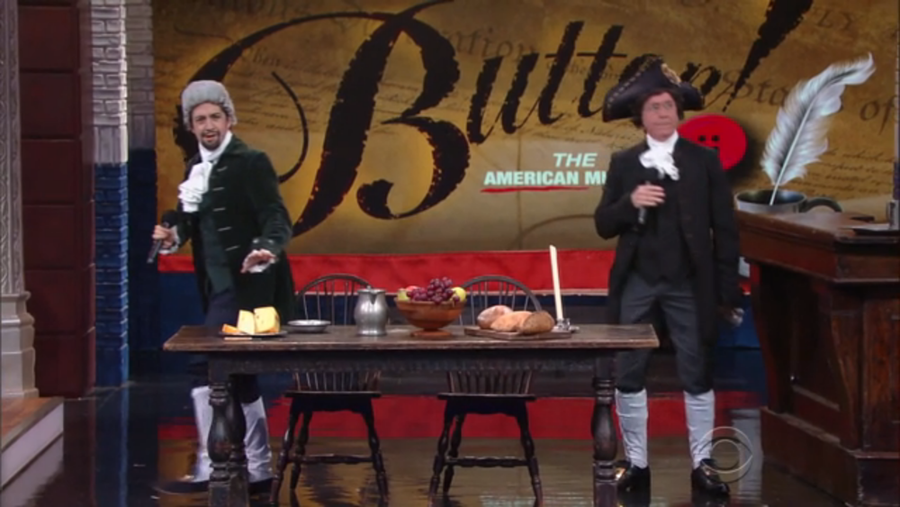 15 Most Musical Moments on The Late Show -