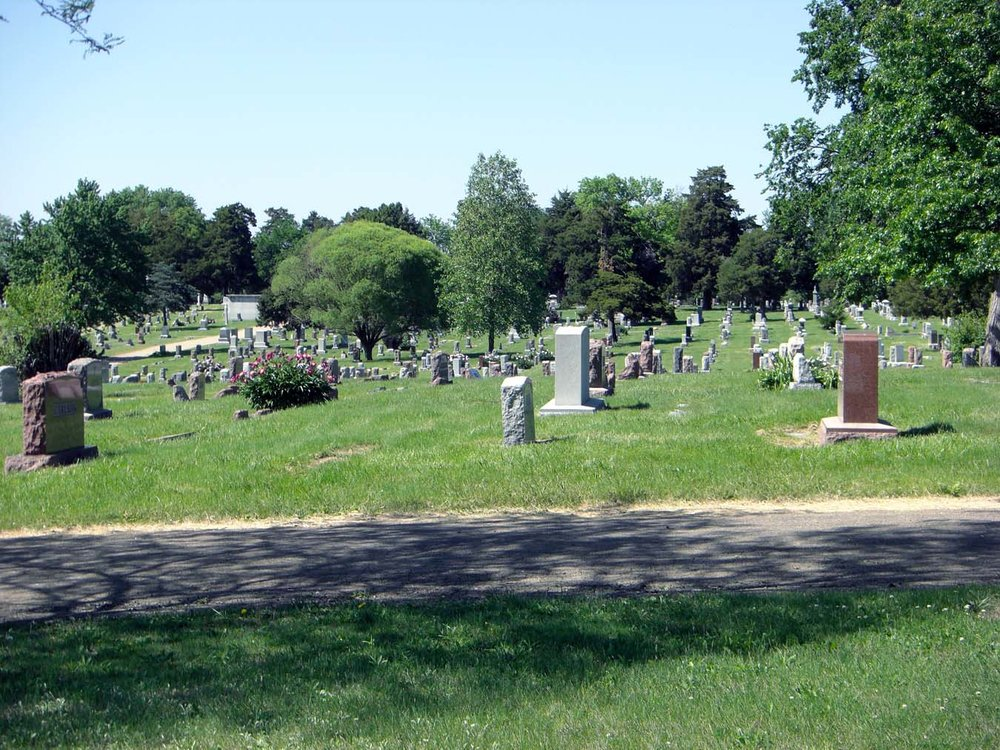 Topeka Cemetery has been in continuous operation since 1859. Its 80 acres are the final resting place of 35,000 souls and the monuments that pay tribute to their efforts to build a free, prosperous capital city and state.