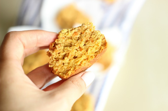 Yummy Carrot Muffins // NR Blog