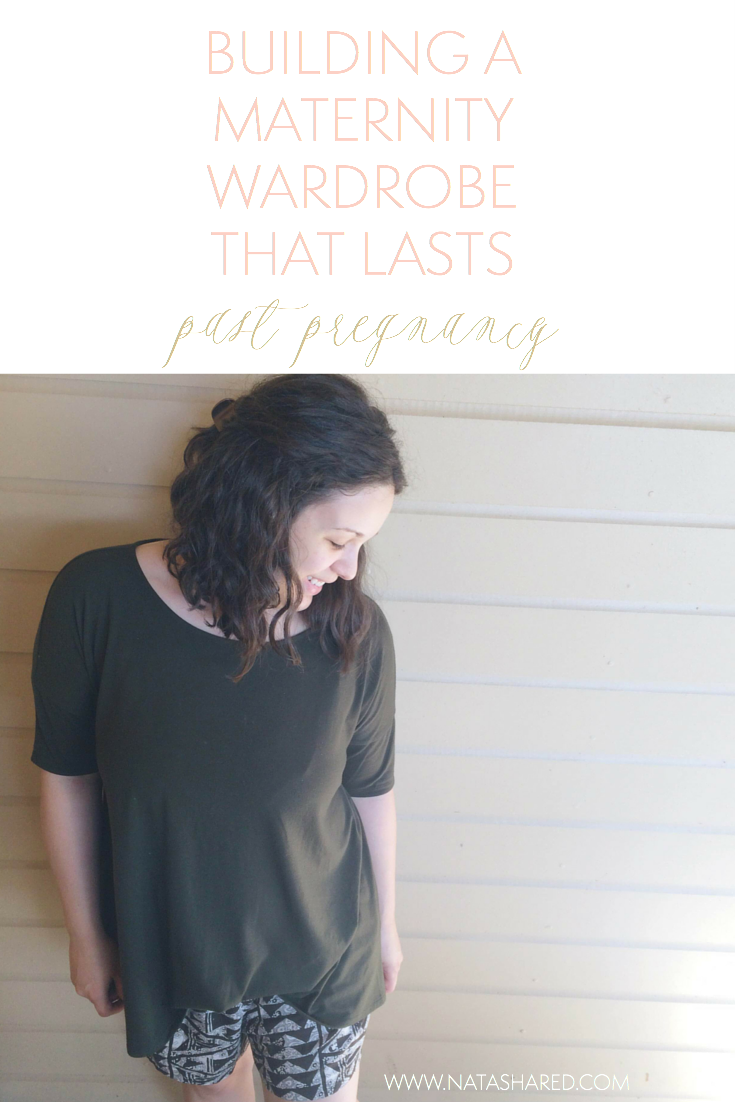 build a maternity style that lasts // Natasha Red Blog