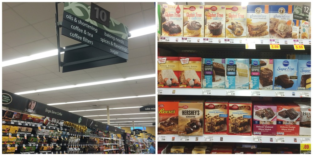 Purely Simple Cake Mix at Kroger!