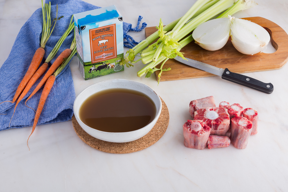 Get FREE Bone Broth when you sign up for Thrive Market!