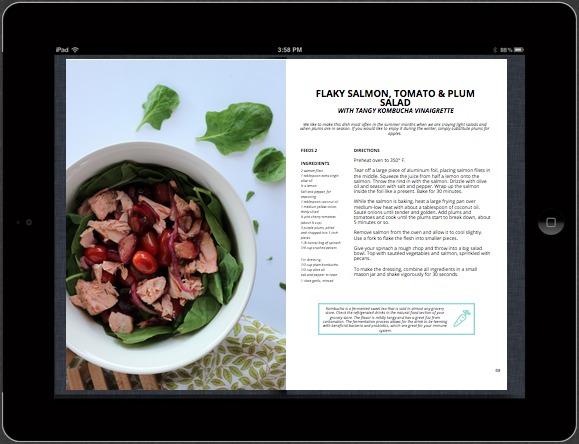 Introducing Nourished Cookbook — Natasha Red