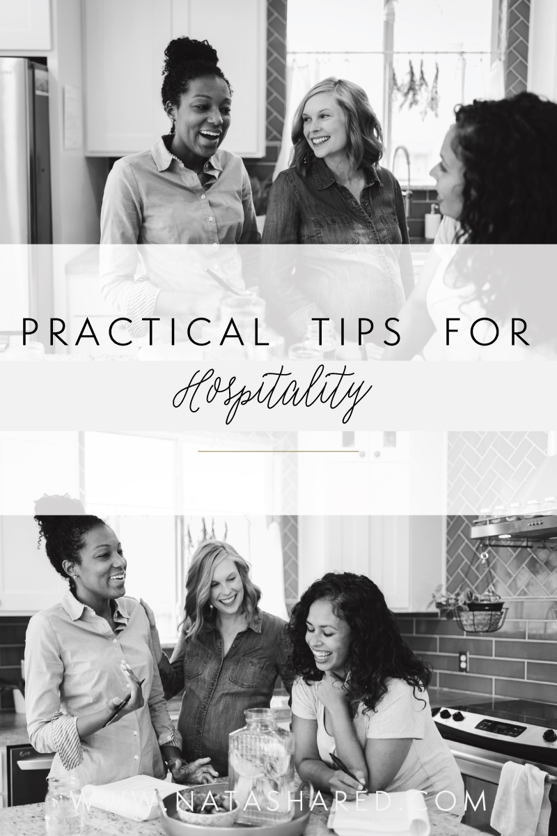 Practical Tips for Hospitality // Natasha Red