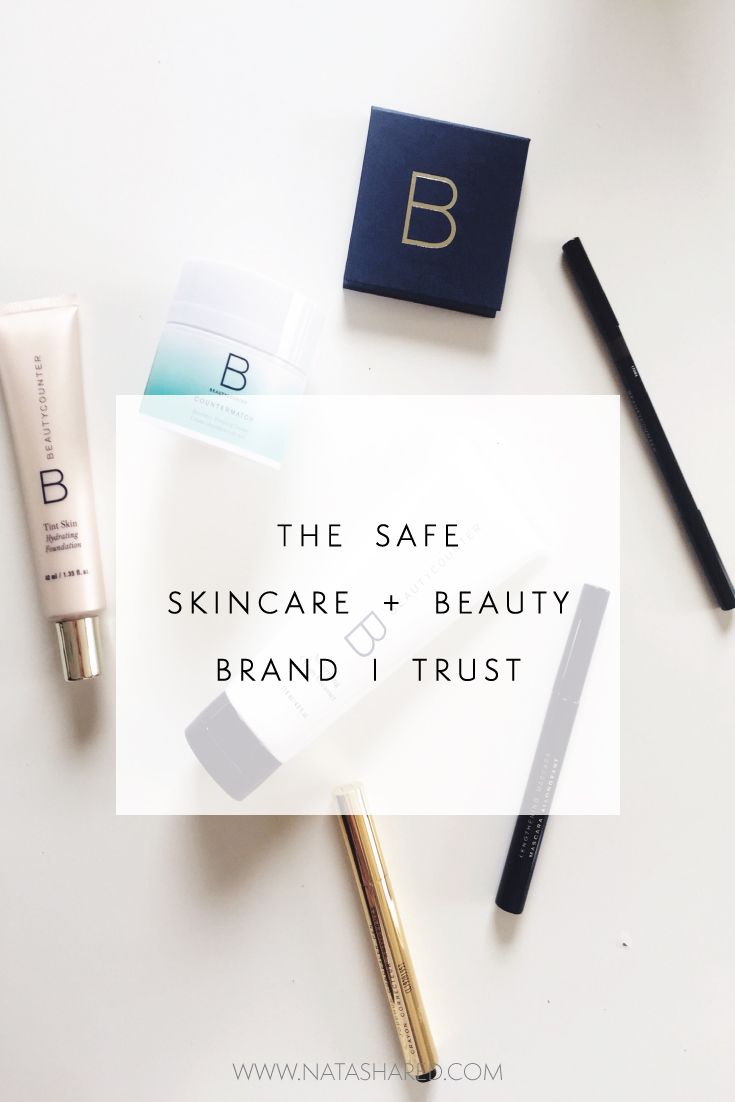 The Safe Skincare + Beauty Brand I Trust | Beautycounter Review | Non-toxic Skincare | Non-toxic beauty products