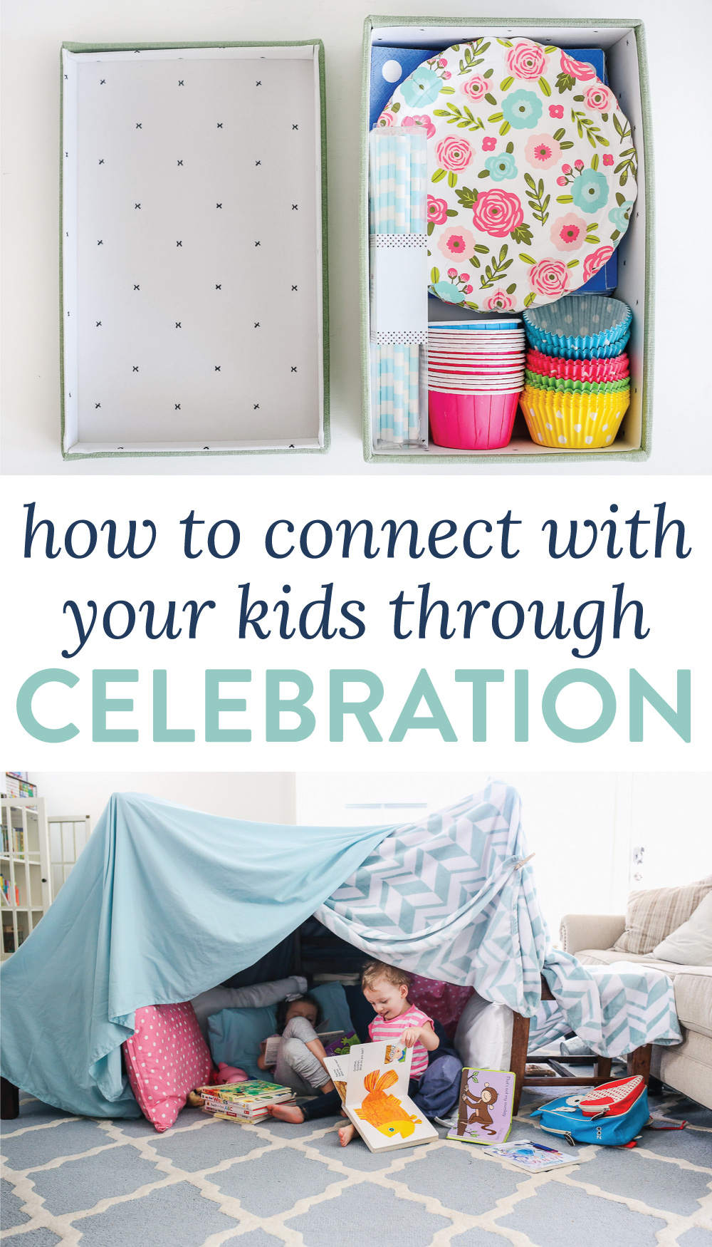 5 Tips To Use Seasonal Celebrations to Love on Your Kids | Kids Activities | Celebrating Kids | Seasonal Celebrations