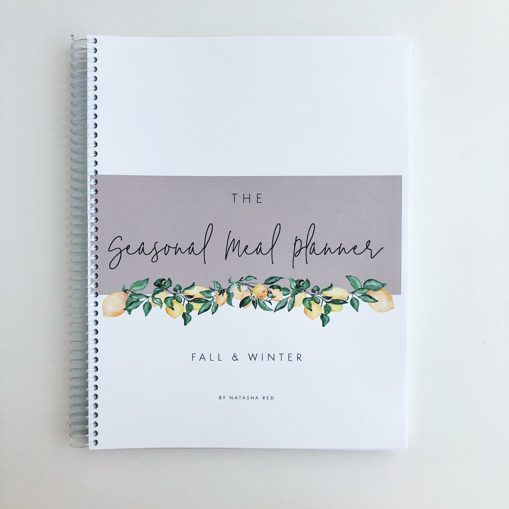 Seasonal Meal Planner | Fall & Winter