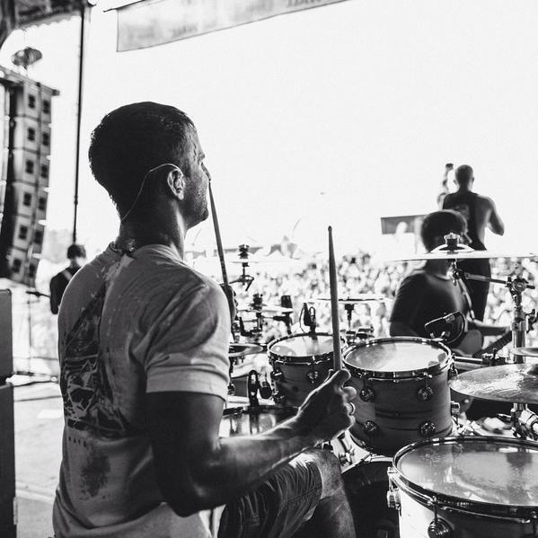 Matt Greiner - August Burns Red