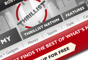 Article on Thrillist: August Black Moves Click here to visit.