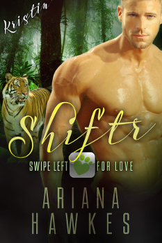 Shiftr: Swipe Left for Love - Book 2 (Kristin) To the outside world, Kristin Pasternak is a feisty, statuesque, auburn-haired journalist. Only those close to her know that she suffers from PCOS.  Buy on Amazon US Buy on Amazon UK Buy on Amazon AU