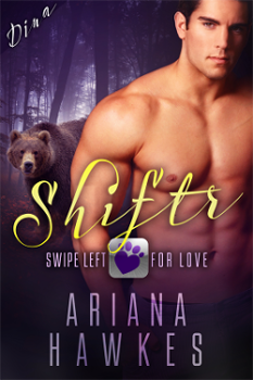 Shiftr: Swipe Left for Love - Book 1 (Dina) Curvy Dina Taylor hates the idea of online dating. It's something kids do, not 36-year old women, whose boyfriends have left them for the office intern. Buy on Amazon US Buy on Amazon UK   Buy on Amazon AU