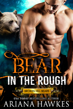 Bear In The Rough (Broken Hill Bears Book 1) As clan politics spiral out of control and his leadership is on the line, Xander is faced with a terrible dilemma: risk losing the respect of his clan, or break the dreams of the woman he loves.  Buy on Amazon US Buy on Amazon UK Buy on Amazon AU