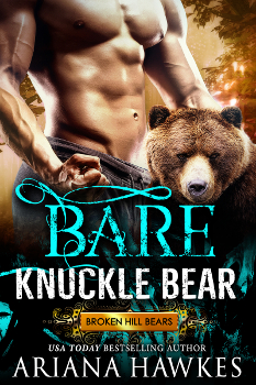 Bare Knuckle Bear (Broken Hill Bears Book 2) To Braxton, the world would be a better place if humans didn't exist. They destroyed his family, leaving him with emotional scars that have made him unable to contemplate finding a mate.  Buy on Amazon US Buy on Amazon UK Buy on Amazon AU