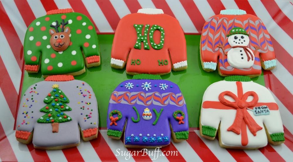Ugly Sweaters Sugar Buff Bake Shop
