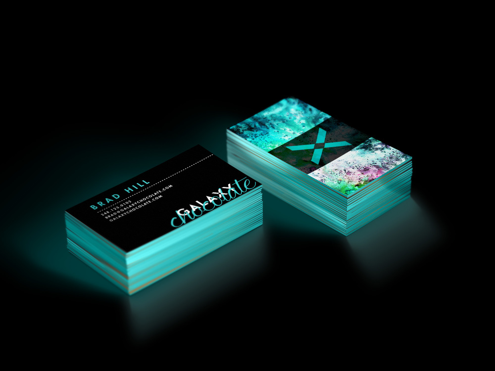 Fantastic glow in the dark business cards sketch business card outstanding glow in the dark business cards sketch business card colourmoves