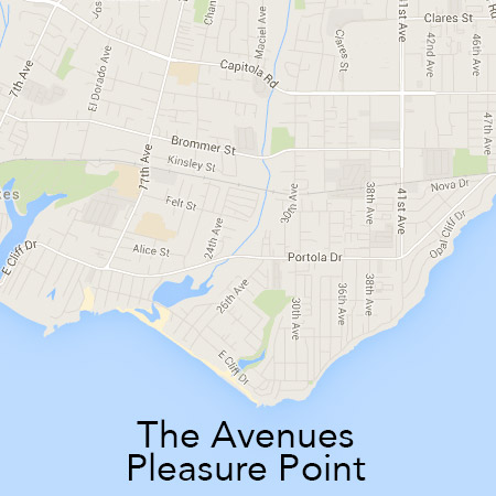 The Avenues, Pleasure Point