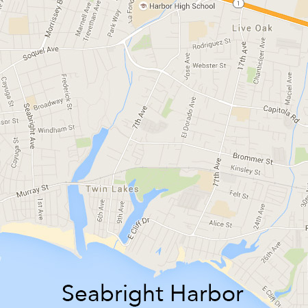Seabright and Harbor Area