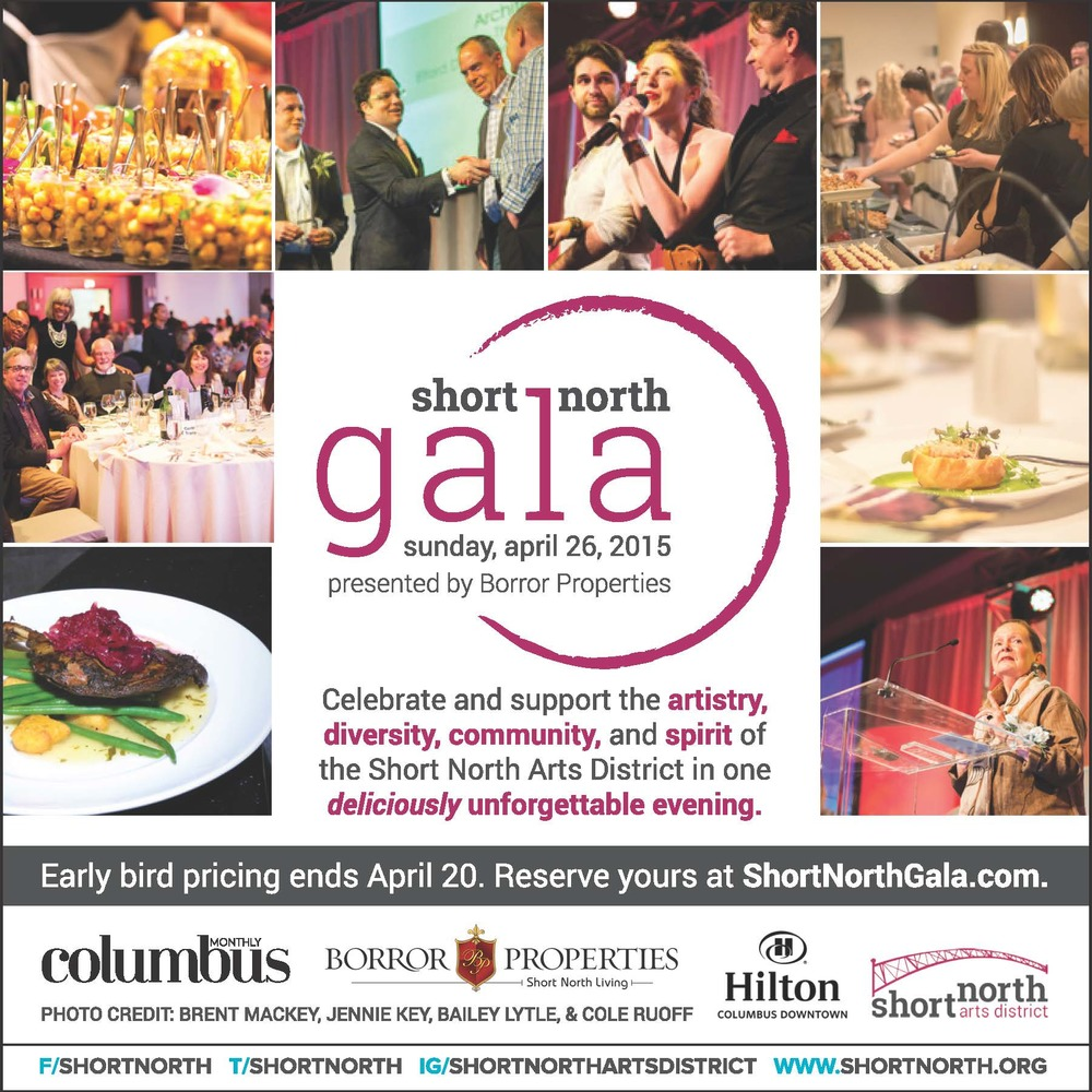 Short North Alliance - Short North Gala - Quarter Page - April 2015 - Alive.jpg