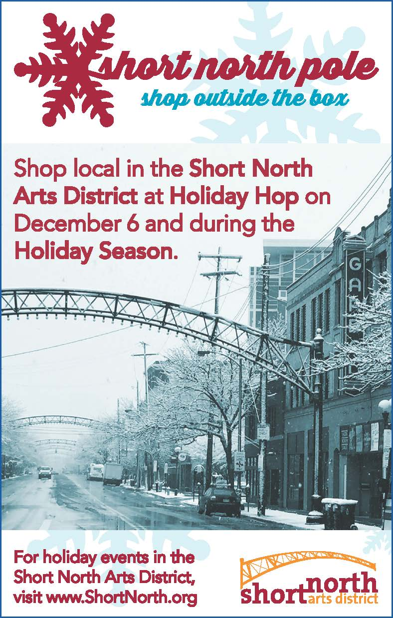 Short North Alliance - Holidays Ad - 614 Magazine.jpg