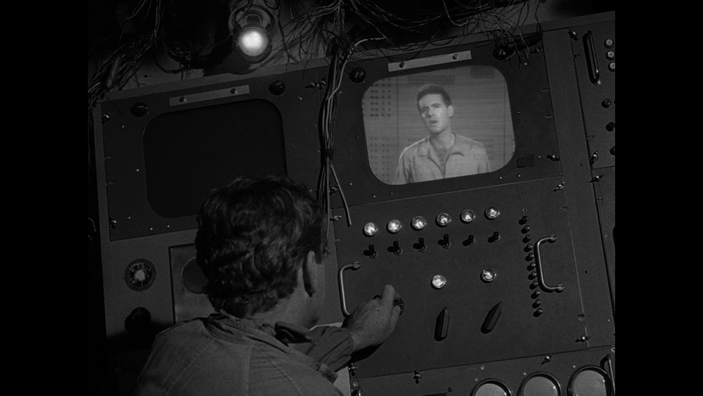 "CBS,  TWILIGHT ZONE , ""Probe 7, over and out"""
