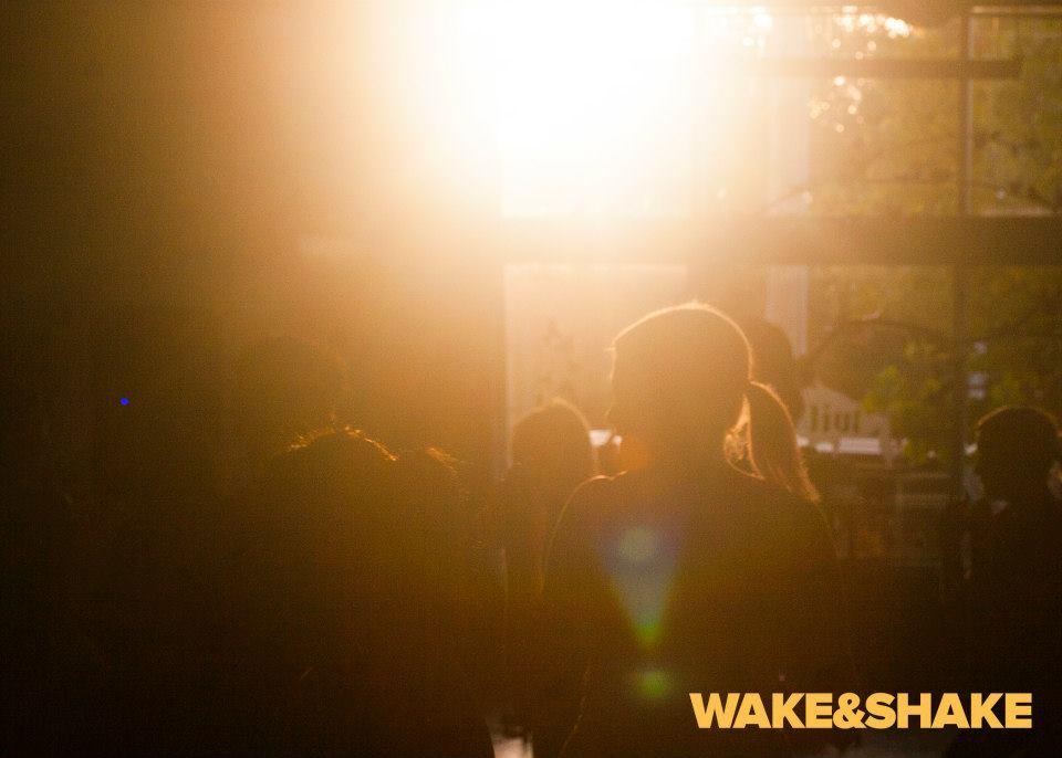 WAKE&SHAKE August