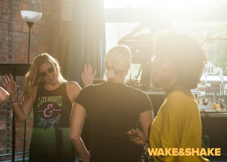 WAKE&SHAKE AUGUST 2