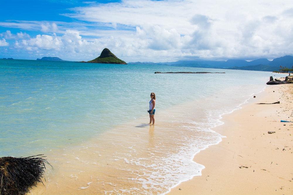 a tiny beach babe :)