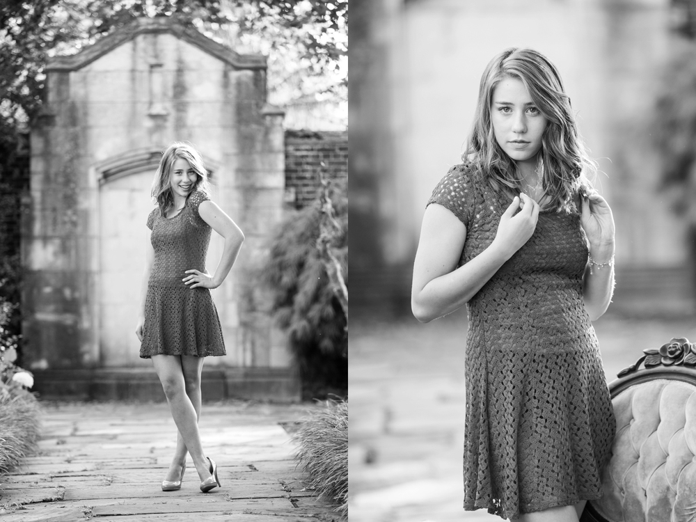 cranberry senior photographer, pittsburgh senior photographer, mellon park senior photos, phipps senior photos