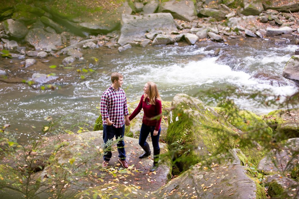 mcconnells mill, mcconnells mill engagement pics, mcconnells mill engagement photos, mcconnells mill engagement pictures, pittsburgh engagement photographer