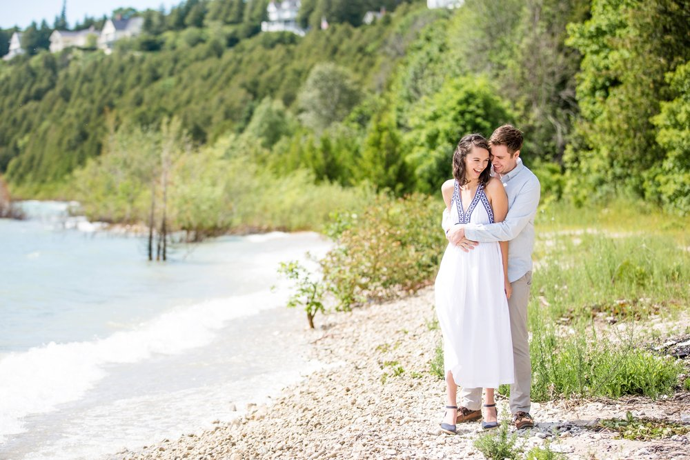 mackinac wedding photographer, the inn at stonecliffe wedding photos, the inn at stonecliffe wedding pictures, mackinac island engagement photographer, things to do on mackinac island