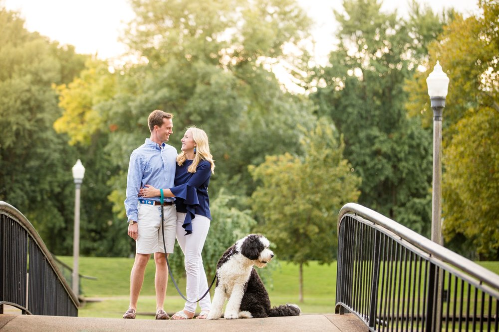 north shore engagement photos, north side engagement photos, allegheny commons park engagement photos, roberto clemente bridge engagement photos